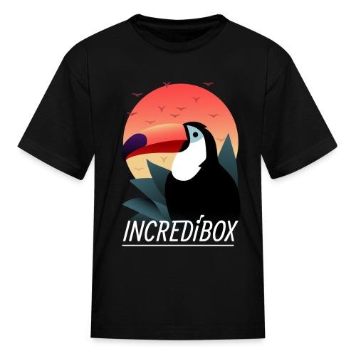 visu-toucan - Kids' T-Shirt
