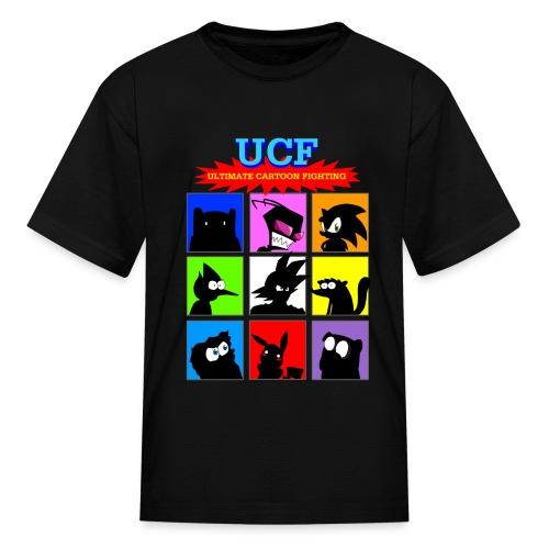 UCFvsSHADO png - Kids' T-Shirt