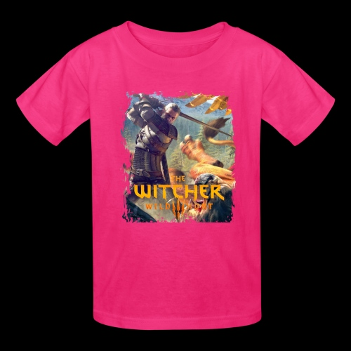 The Witcher 3 - Griffin - Kids' T-Shirt