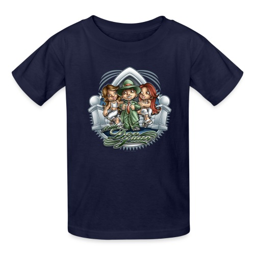 Lil Don Juan 2 by RollinLow - Kids' T-Shirt