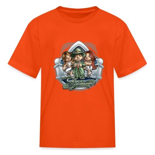 Lil Don Juan 2 by RollinLow - Kids' T-Shirt