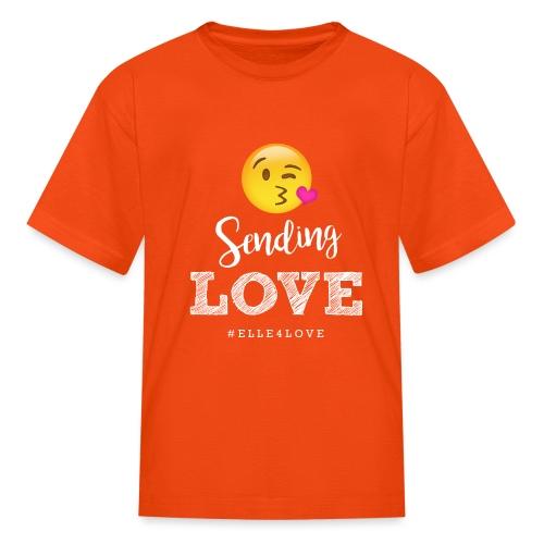 Sending Love - Kids' T-Shirt