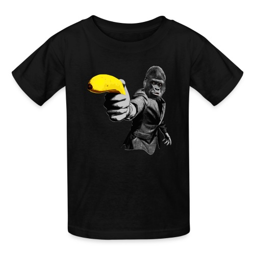 Officer Ape 001 - Kids' T-Shirt