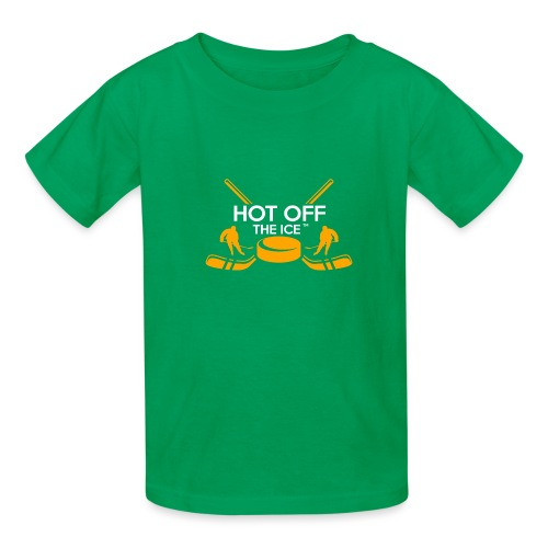 Hot Off The Ice - Kids' T-Shirt