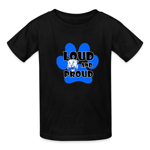 Loud and Proud - Kids' T-Shirt