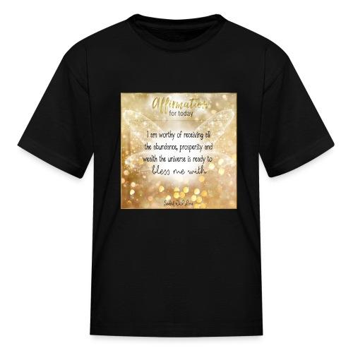 Abundance - Kids' T-Shirt