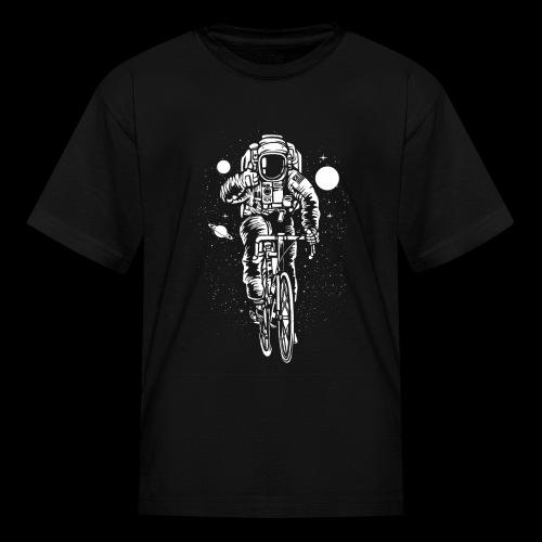 Space Cyclist - Kids' T-Shirt