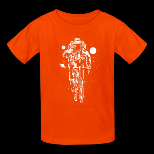 Space Cyclist - Kids' T-Shirt