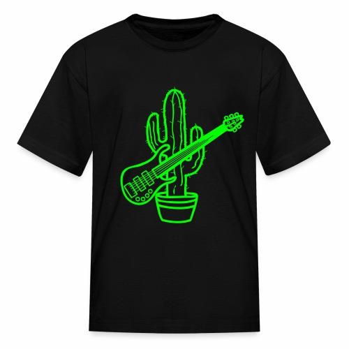 cactussolonofill - Kids' T-Shirt
