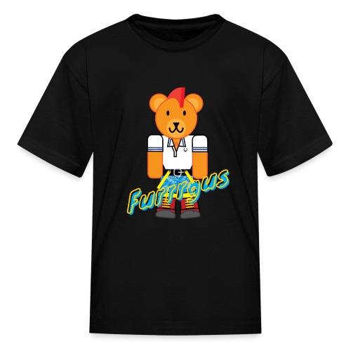 Skinhead Furrrgus - Kids' T-Shirt