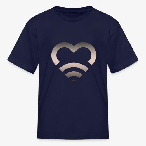 I Heart Wifi IPhone Case - Kids' T-Shirt