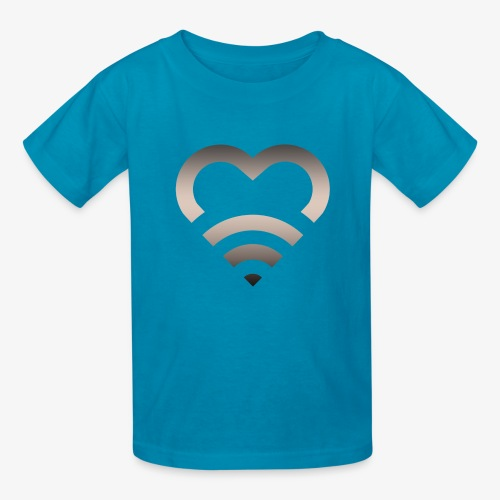 I Heart Wifi IPhone Case - Kids' T-Shirt