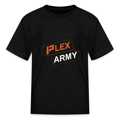 PleX Army - Kids' T-Shirt