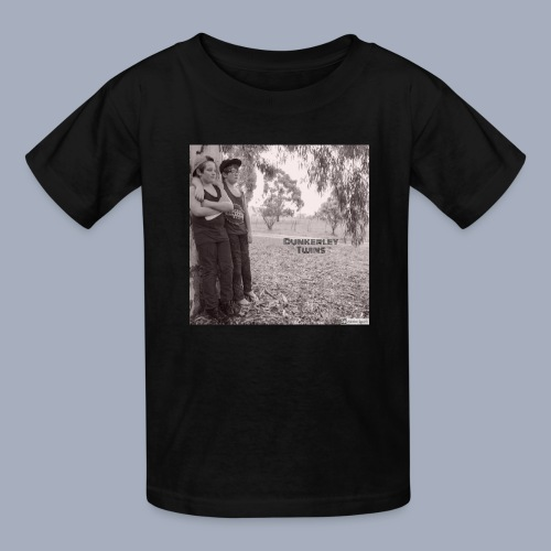 dunkerley twins - Kids' T-Shirt