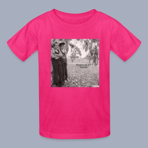 dunkerley twins - Kids' T-Shirt