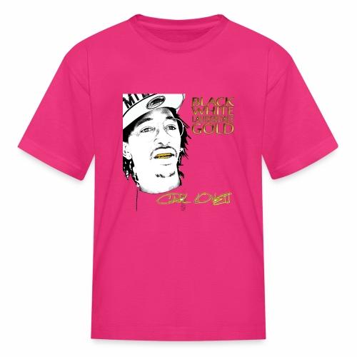 Carl Lovett Lauderdale Gold - Kids' T-Shirt
