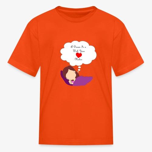 A Dream - Kids' T-Shirt