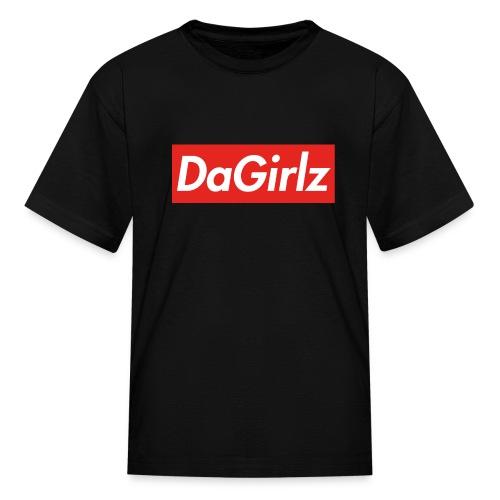 DaGirlz - Kids' T-Shirt