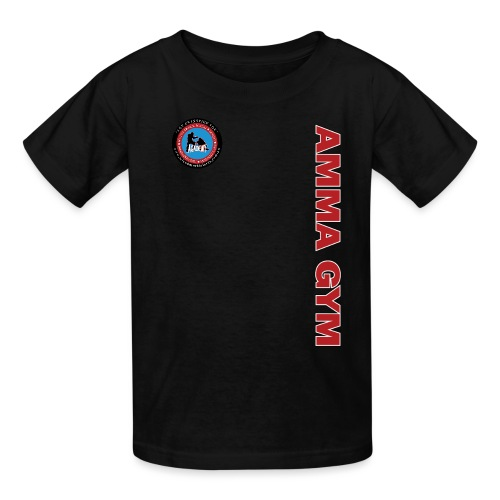 amma gym 10 png - Kids' T-Shirt