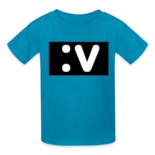 LBV side face Merch - Kids' T-Shirt