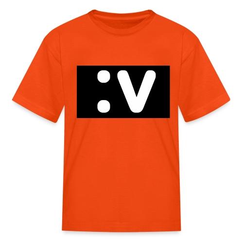 LBV side face Merch - Kids' T-Shirt