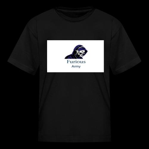savage hoddie - Kids' T-Shirt