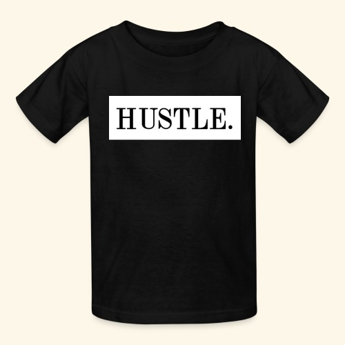 Hustle - Kids' T-Shirt