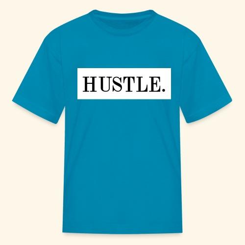 Hustle - Kids' T-Shirt