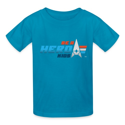 BHK primary full color stylized TM - Kids' T-Shirt