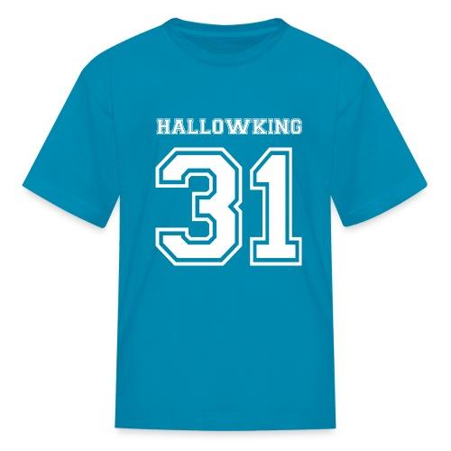 Halloween Hallowking - Kids' T-Shirt