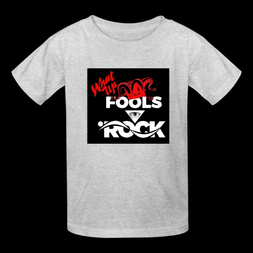 Fool design - Kids' T-Shirt