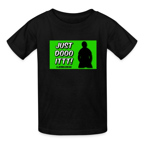 AIE Just Do It - Kids' T-Shirt
