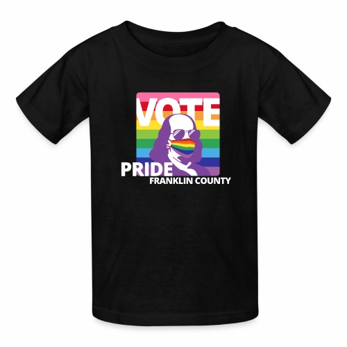Ben 2020 T shirt Design v3 - Kids' T-Shirt