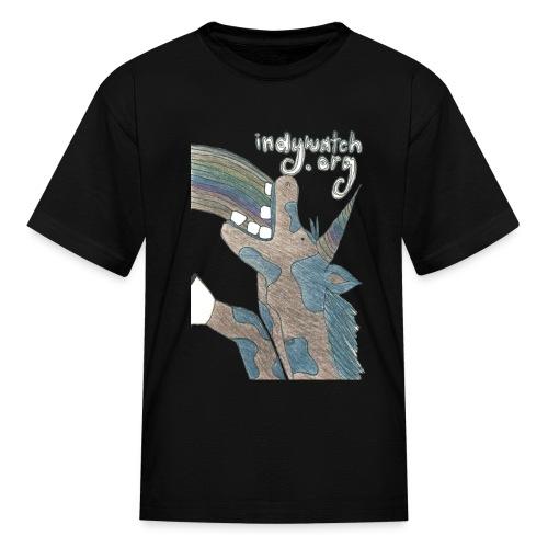 rainbowcorn - Kids' T-Shirt