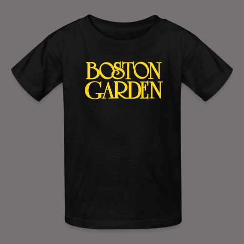 Boston Garden - Kids' T-Shirt