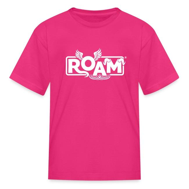 logo ROAM 8