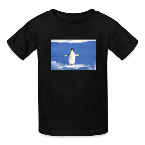 Mr. Penguin - Kids' T-Shirt