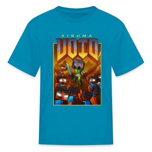 TshirtFINALcrop png - Kids' T-Shirt