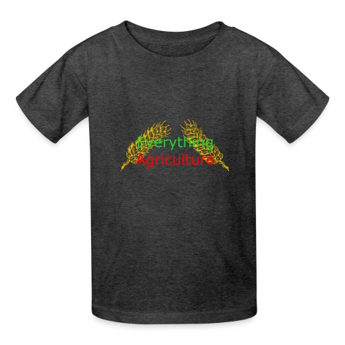 Everything Agriculture LOGO - Kids' T-Shirt