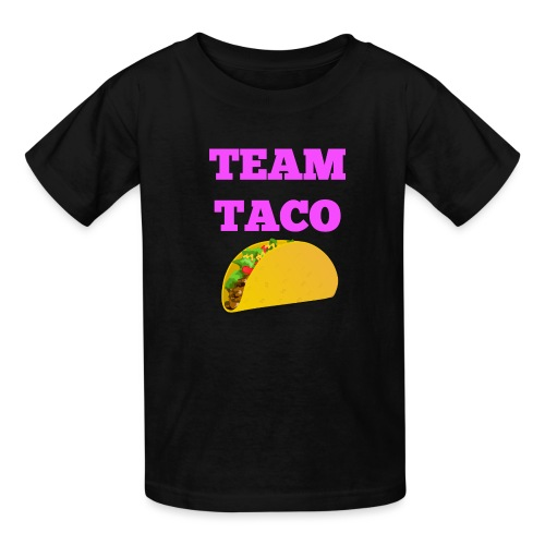TEAMTACO - Kids' T-Shirt