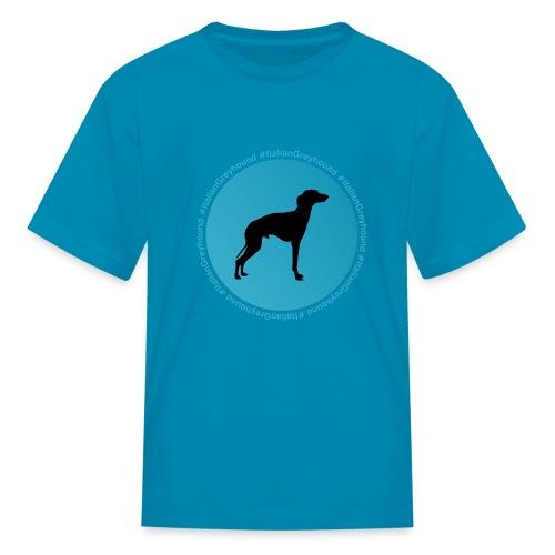 Italian Greyhound - Kids' T-Shirt