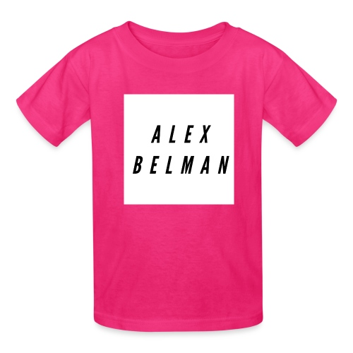 Alex Belman Logo - Kids' T-Shirt