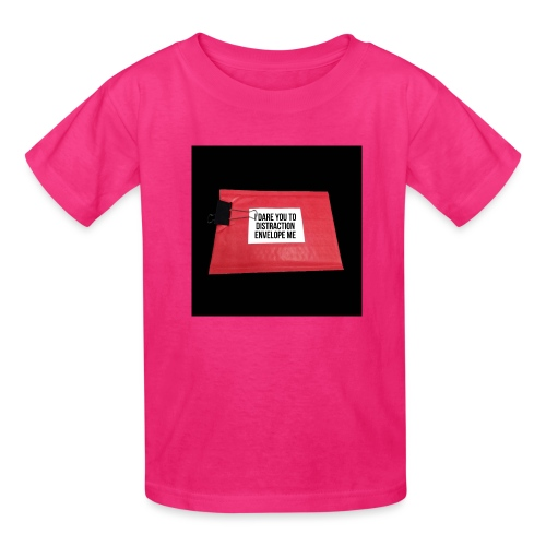 Distraction Envelope - Kids' T-Shirt
