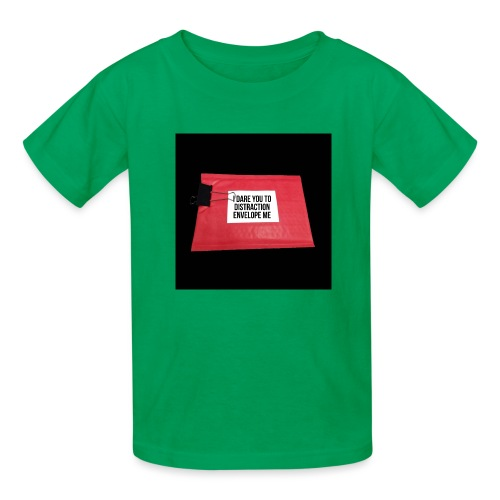 Distraction Envelope - Kids' T-Shirt