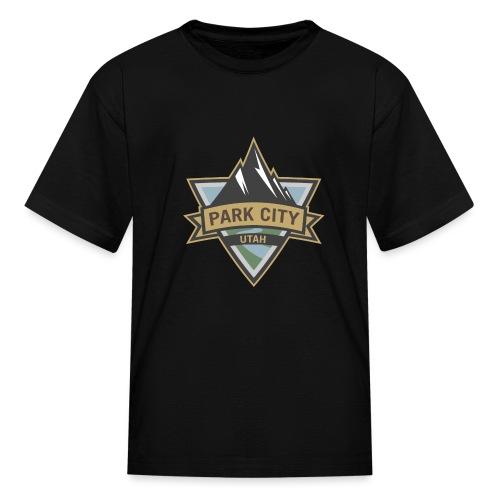 Park City, Utah - Kids' T-Shirt