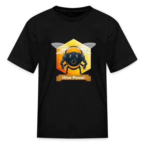 Hive Power - Kids' T-Shirt