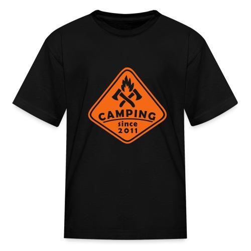 Campfire 2011 - Kids' T-Shirt