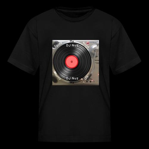 Spin me Round - Kids' T-Shirt