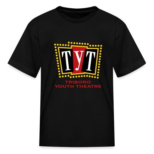TYT Logo - Kids' T-Shirt