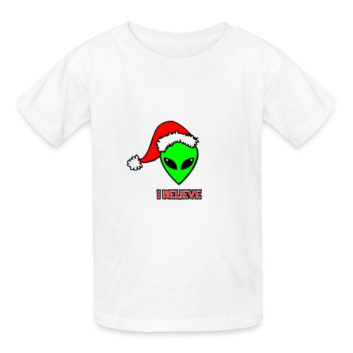 Santa Alien - Kids' T-Shirt